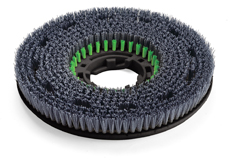 450mm Floortec Longlife Scrubbing Brush (Green)