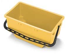 18-Litre Mop Pail, Yellow