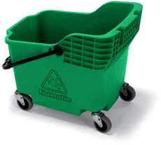 Hi-Bak 1812 Bucket 30-Litre/75mm, Green
