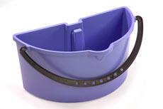 14-Litre Mop Pail, Blue