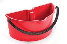 14-Litre Mop Pail, Red