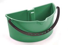 14-Litre Mop Pail, Green