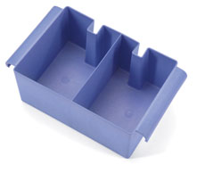Accessory Caddy Large 10-Litre, Blue
