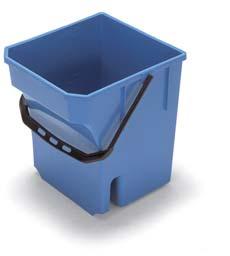 28-Litre Mop Bucket, Blue