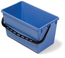 22-litre Wide Bucket, Blue