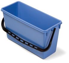15-litre Wide Bucket, Blue