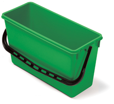 15-litre Wide Bucket, Green