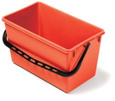 22-litre Wide Bucket, Red