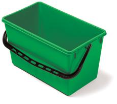 22-litre Wide Bucket, Green