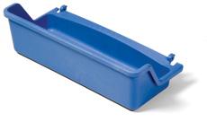 Front Extension 15-litre Bucket Holder, Blue