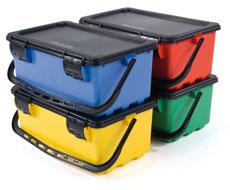 15-litre MopMatic Pail, Blue