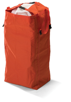 100-Litre Heavy Duty Laundry Bag, Red