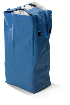 100-Litre Heavy Duty Laundry Bag, Blue