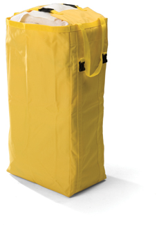 100-Litre Heavy Duty Laundry Bag, Yellow