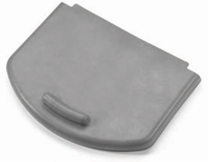 30-Litre Waste Bin Lid only, Grey