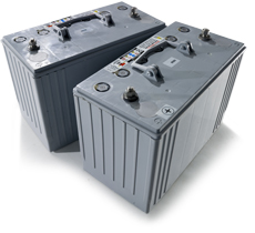 Xtra Twin 100Ah Battery Pack