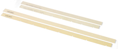 Optional 43 Shore Polyurethane Blade Set (1053mm)