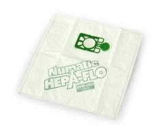 10 x (NVM-2BH) Hepaflo Dust Bags